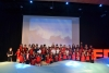 "Ana sınıfı Korolar Festivali ""KINDERGARTEN STUDENTS WERE AT THE CHOIRS FESTIVAL"""