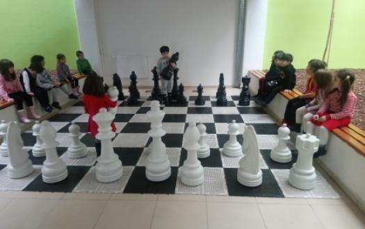 Anasınıfı Satranç Etkinliği