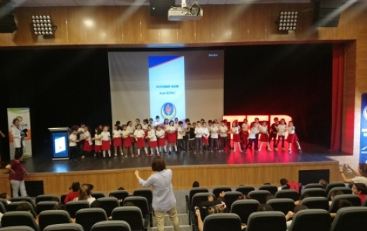 TED Malatya Koleji'nde Hayvanları Koruma Günü Etkinliği