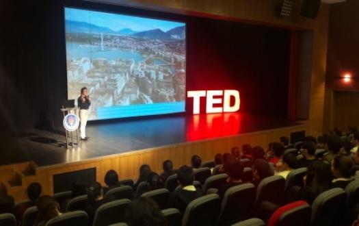 Okulumuzda, İtalya-İsviçre CERN Gezisi tanıtım Semineri Yapıldı