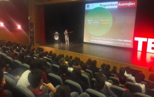 Kanada Öğrenci Değişim ve Çift Diploma Programı Semineri Yapıldı!